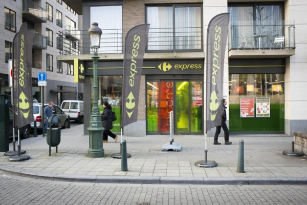 Gent - Word Franchisenemer bij Carrefour Express