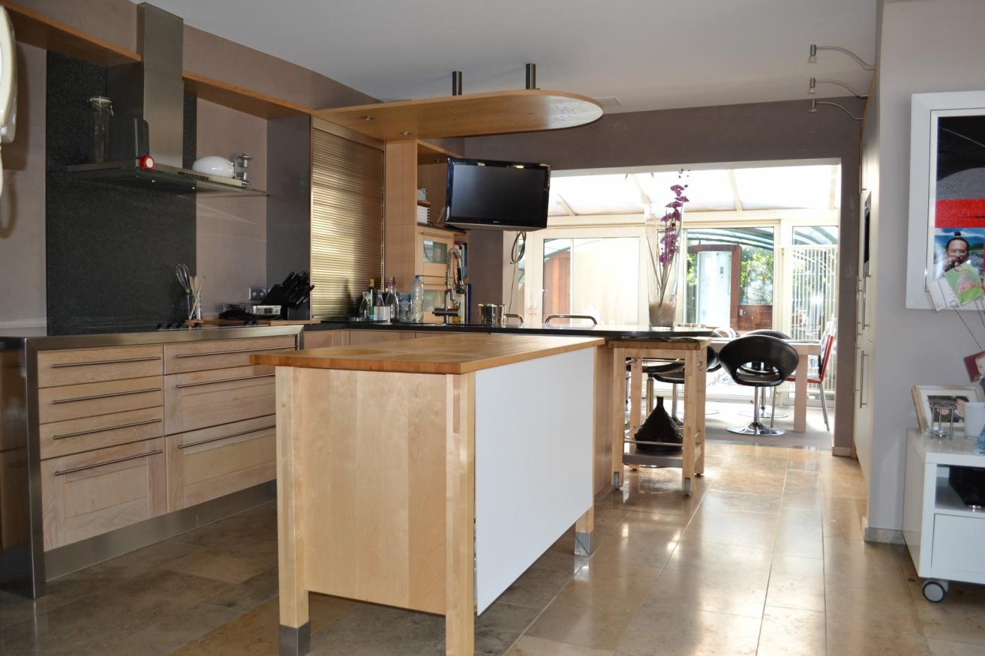 inrichting professionele keuken : Villa Combinatie Van Priv Woonst Met Professionele Activiteit Of