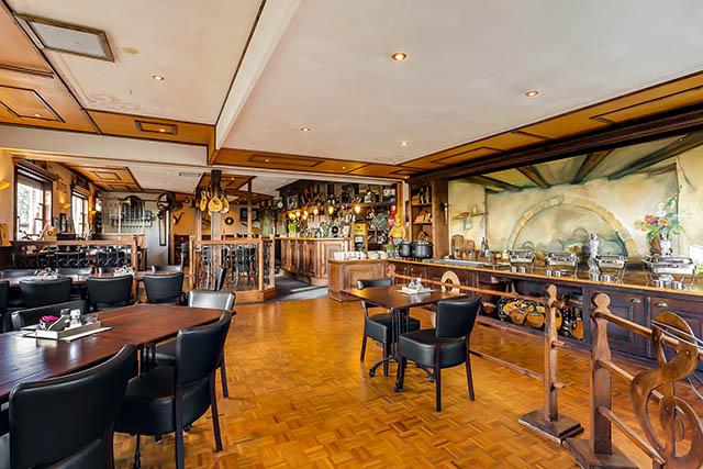 Buffetrestaurant In Buitengebied Van Nieuwleusen