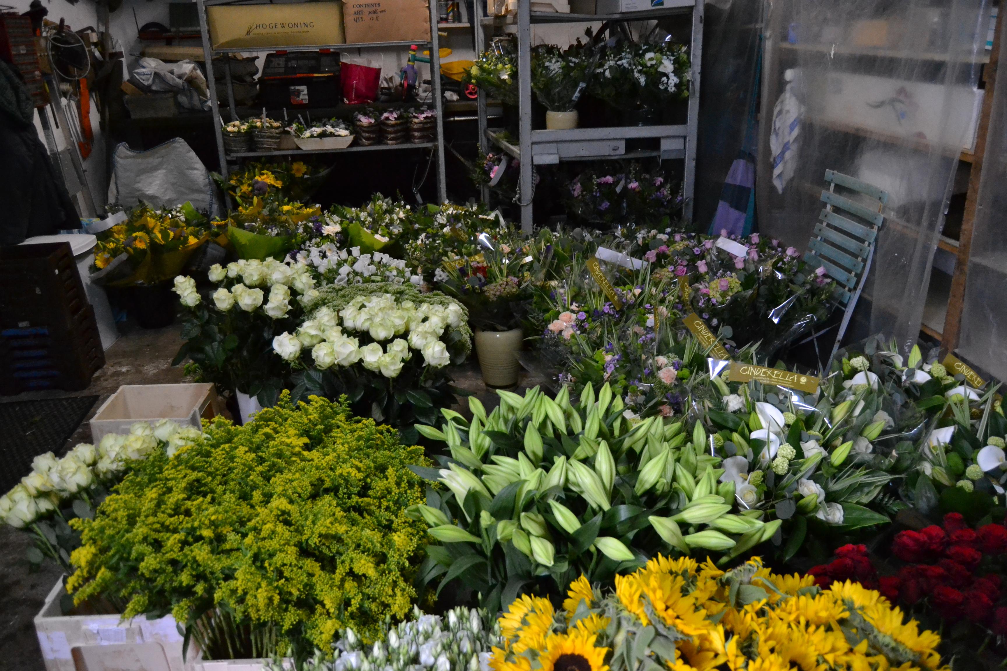 Beste Nieuwpoort - Top bloemenzaak met woonst te koop | Overnameweb RU-81